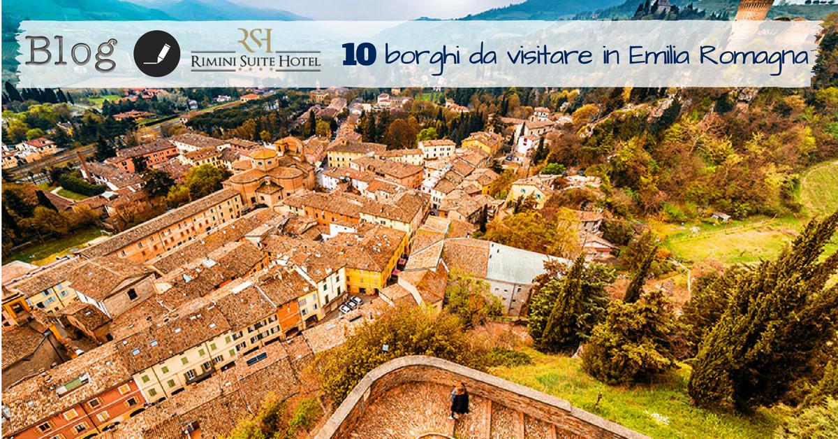 10 Borghi in Emilia Romagna da visitare assolutamente ...