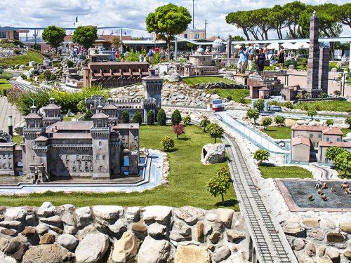 I migliori parchi divertimento in Romagna