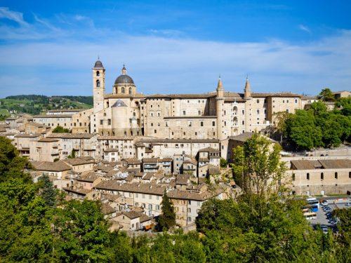 Visitare Urbino